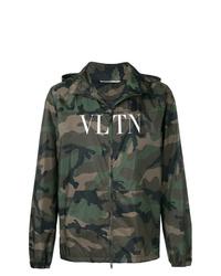 Valentino Vltn Print Jacket