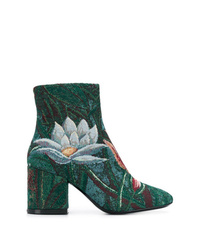 Kenzo Tapestry Ankle Boots