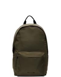 1017 Alyx 9Sm Green Fuoripista Backpack
