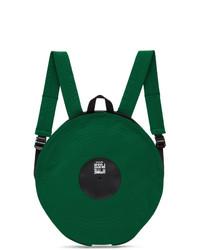 Homme Plissé Issey Miyake Green Lp Backpack