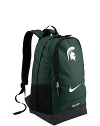 Nike Michigan State Spartans Large Training Backpack Green
