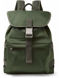 A.P.C. Sylvain Webbing Trimmed Shell Backpack
