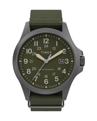 Timex Expedition North Field Post Solar Webbing Watch