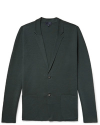 Lanvin Wool And Silk Blend Cardigan