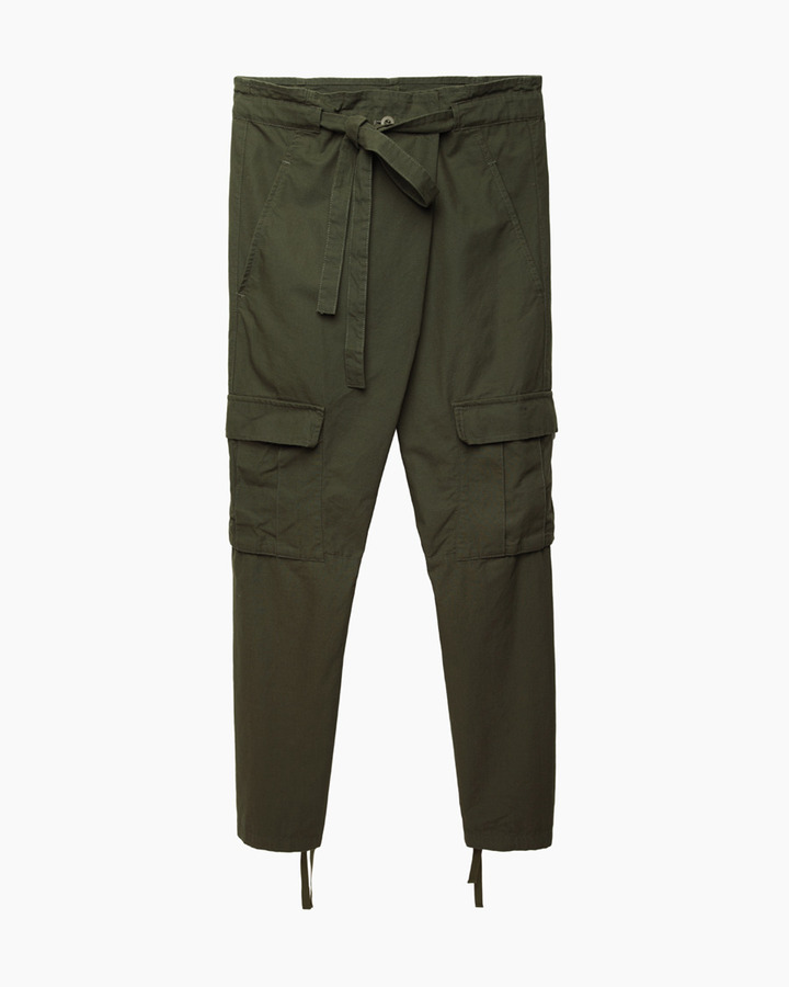 Brilliant Glamour Womens Army Green Combat PantsLadies Wide Leg Khaki Cargo