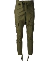 AR+ Wrap Cargo Trousers