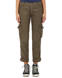 Basquiat cotton cargo pants medium 3639809