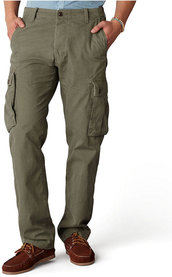 Dockers Pants Bellowed Pocket Cargo | Where to buy & how to wear
