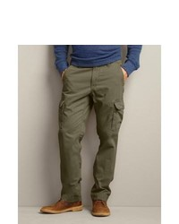 Eddie bauer slim fit legend wash cargo pants slate green 3230 regular medium 281638