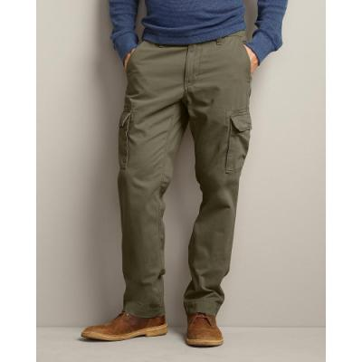 Eddie Bauer Slim Fit Legend Wash Cargo Pants Slate Green 3230 ...