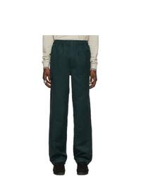 GR10K Green Panama Utility Cargo Pants