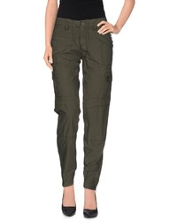 83ae81771c Dark Green Cargo Pants for Women