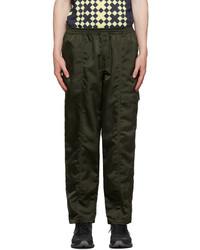 True Tribe Khaki Easy Steve Cargo Pants