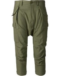 Nlst Cropped Cargo Trousers