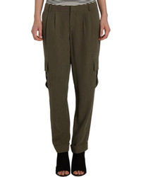 Barneys New York Relaxed Cargo Pants