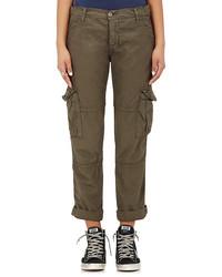 NSF Basquiat Cotton Cargo Pants