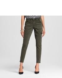 Mossimo Utility Pants Dark Green