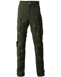 Van beirendonck zip pocket cargo trousers medium 251620