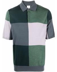 Paul Smith Macro Pattern Polo Shirt