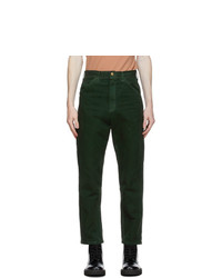 Marc Jacobs Green Stan Ray Edition Painter Trousers