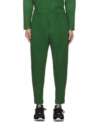 Homme Plissé Issey Miyake Monthly Color September Trousers
