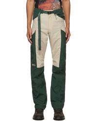 Reese Cooper®  Paneled Nylon Sport Trousers