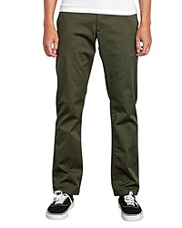 RVCA Week End Solid Straight Leg Pants
