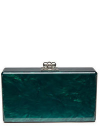 Jean solid acrylic clutch bag medium 3749811