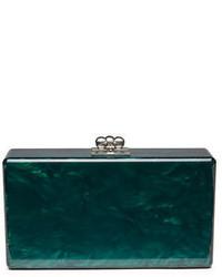 Jean solid acrylic clutch bag medium 3749811