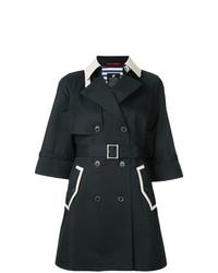 Contrast collar coat unavailable medium 7816364