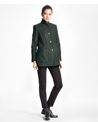 Brooks Brothers Double Faced Wool Cashmere Coat