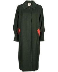 Hermes Herms Vintage Oversize Great Coat