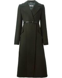 Long belted coat medium 352685