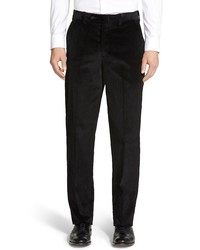 Berle Classic Fit Corduroy Trousers