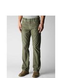 True Religion Brand Jeans True Religion Jeans Ricky Straight Corduroy Pant