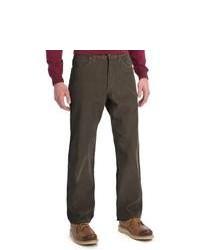 Woolrich Hemlock Corduroy Jeans Dark Loden