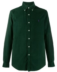 Ralph Lauren Long Sleeved Corduroy Shirt