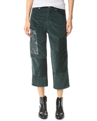 How to Wear Dark Green Corduroy Pants (0 looks) | Women's Fashion