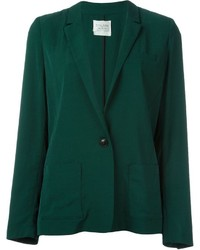 Forte Forte One Button Blazer