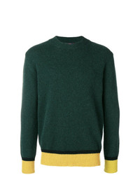 The Gigi Basil Jumper