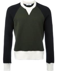 AMI Alexandre Mattiussi Raglan Sweater