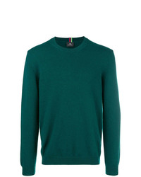 Ps By Paul Smith Round Neck Jumper