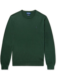 Polo Ralph Lauren Slim Fit Pima Cotton Sweater