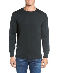 Tarnmore merino jersey crewneck sweater medium 816262