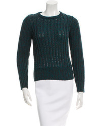 Carven Wool Knit Sweater