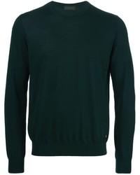 Z Zegna Crew Neck Sweater