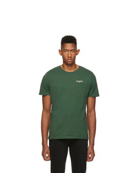 Harmony Green Usa Teddy T Shirt