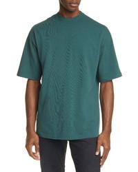 Balenciaga Logo Crewneck T Shirt