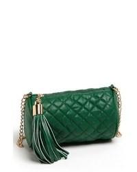 Dark Green Crossbody Bag