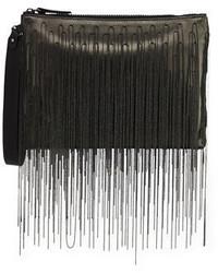 Brunello Cucinelli Monili Waterfall Medium Crossbody Pouch Bag